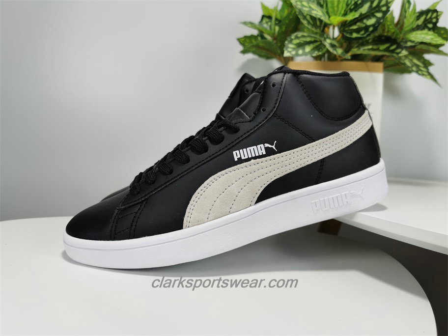 Scarpe Puma 1948 Mid High Tops Leather Nero / Sabbia